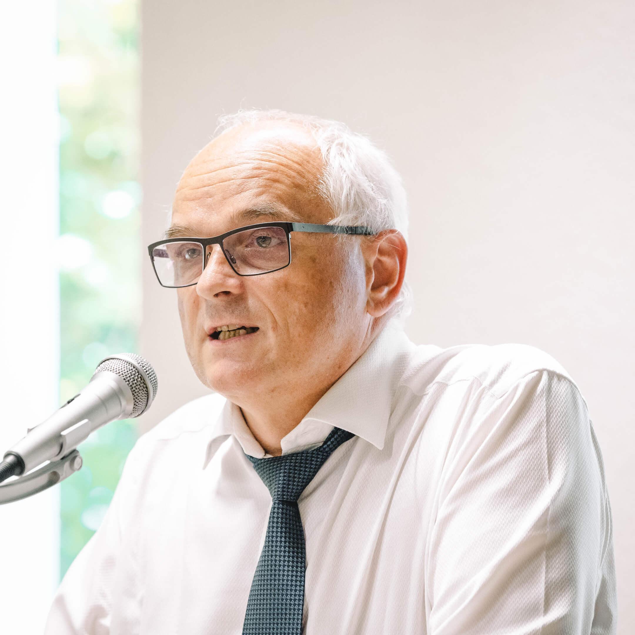 Alain Pierre Schnegg