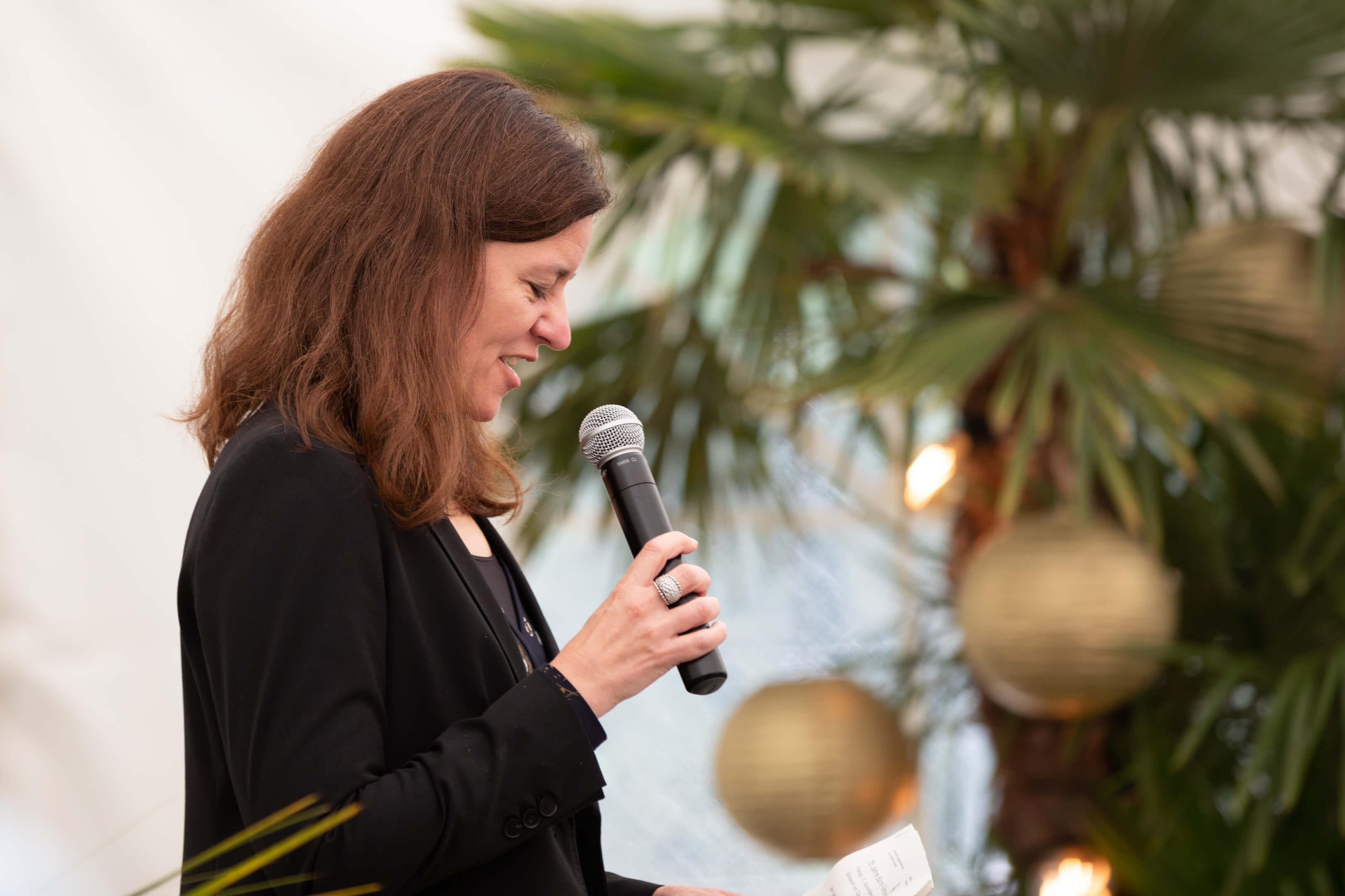 Dr. Claudia Mannhart, Stadtschreiberin Bern